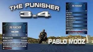 انواع مود منيو لي GTA 5 معا صوره
